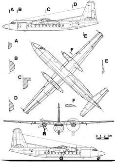 Gevonden op the-blueprints.com via Google Scale Models, Aircraft, Google, Cutaway, Airplanes, Blue Prints, Trains, Boats, Friendship