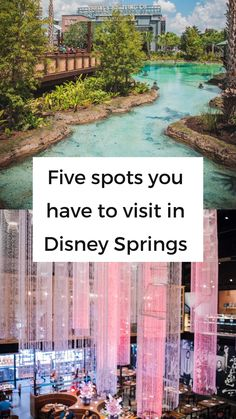 Our Five Favorite Spots in Disney Springs - The Bucket List Narratives - Travel: Disney Planning Family Vacation - Disney World Resorts, Disney World Tipps, Disney World Florida, Disney World Tips And Tricks, Disney Tips, Disney Fun, Disney Vacations, Disney Worlds, Disney Parks