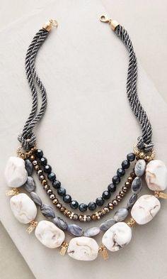 Bainbridge Layered Necklace                                                                                                                                                                                 More