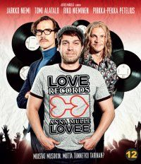 Love Records - Anna mulle Lovee (BLU-RAY) (15,95e)