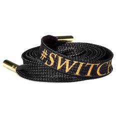 SwitchMade X Lacorda Shoelace Belt