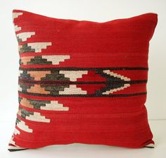 Sukan / SOFT Handwoven Wool Vintage Tribal Turkish Kilim by sukan