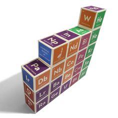 Elemental Block Set by Uncle Goose