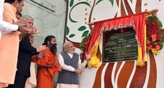 PM offers prayers at Kedarnath Temple in Uttarakhand; inaugurates Patanjali Research Institute Research Institute, Recent News, Temple, Prayers, Politics, Temples, Beans, Political Books