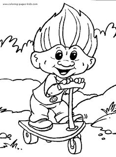 troll giant color page coloring pages for kids fantasy medieval coloring pages printable coloring pages color pages kids coloring pages - Medieval Coloring Pages Printable
