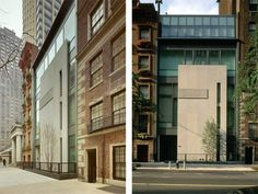 NYC Townhouse | Tod Williams Billie Tsien