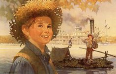 Screen shot 2012 08 19 at 7.40.53 PM ABC Developing Steampunk Tom Sawyer, Huckleberry Finn Detective TV Series