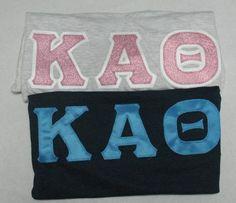 Kappa Alpha Theta Sorority discount pack Greek Clothing and Apparel. Something Greek Clothing and Apparel. Kappa Alpha Theta, Custom Greek Apparel, Sorority Outfits, Greek Clothing, Bid Day, Sale Items, Screen Printing, Kids Rugs, Greek Outfits