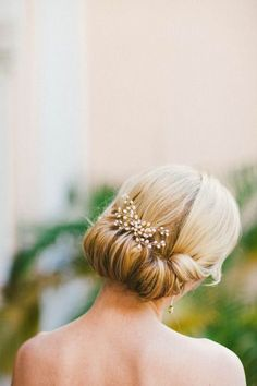 Glamorous Riviera Maya Destination Wedding by Emily Blake Photography Bridal Hair And Makeup, Wedding Hair And Makeup, Bridal Beauty, Hair Makeup, Exotic Wedding, Romantic Wedding Hair, Wedding Gold, Boho Wedding, Perfect Wedding