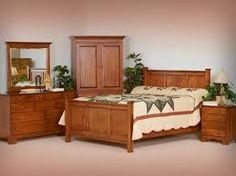 Modern Shaker Style   Furniture Made By Amish Mixing In Mission/Craftsman  Style. It Also May Have Modern Twists Injected. Still, It Must Have That  Sparse, ...