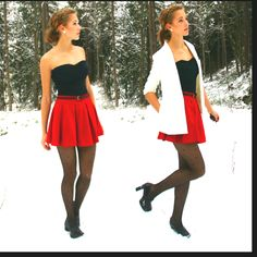 Lookbook.nu so pretty with the snow