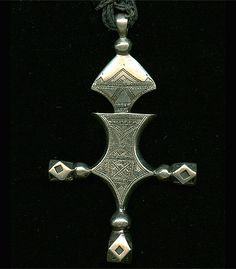 Tuareg Cross
