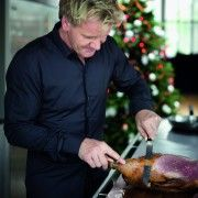 Roast Goose with Five Spice and Honey from Gordon Ramsey