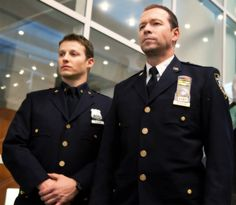 Will Estes & Donnie Wahlberg - Blue Bloods