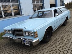 1977 Ford Ltd Station Wagon 460cui BigBlock