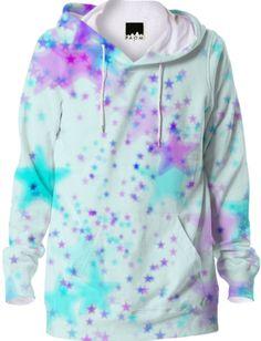 0000000P/light celestial hoodie