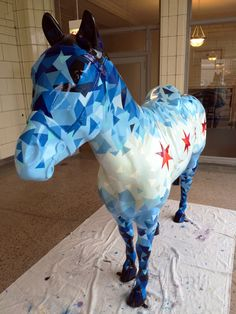 Horses of Honor — Susan Clausen Public Art, Dinosaur Stuffed Animal, Lion Sculpture, Horses, Statue, Fine Art, Funny, Animals, Animales