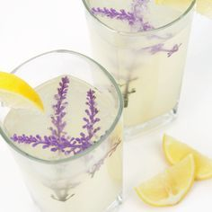 Enjoy a refreshing twist on a classic beverage. This lemonade recipe includes honey and  Lavender Vitality™ essential oil  for an added touch of sophistication and depth.   Sophisticated, yes. Complicated, no.  With just five simple ingredients, this is a warm-weather treat you can whip up in minutes. So throw on a sun hat, grab your favorite book, and find a sunny spot. This Honey-Lavender Lemonade is the perfect summer companion. You may even find yourself lifting your pinky finger as y...