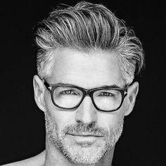 Eric in his glasses...