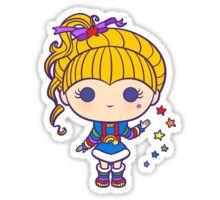 Rainbow Brite Funky Prism Girl Sticker