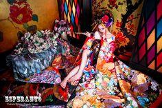 花魁体験-京都最大規模の花魁スタジオESPERANTO Thai Fashion, Oriental Fashion, Kimono Fashion, Japanese Outfits, Japanese Fashion, Japanese Girl, Traditional Fashion, Traditional Outfits, Fashion Terminology