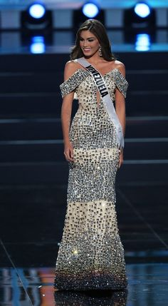 La venezolana  María Gabriela Isler se convirtió en Miss Universo 2013