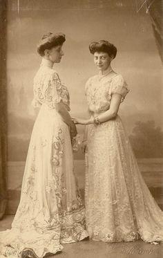 Prinzessinnen Ingeborg und Thyra von Dänemark, Princesses … | Flickr