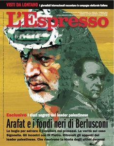La copertina dell'Espresso in edicola da domenica 4 febbraio