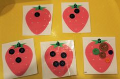 Ss is for Strawberry; Activities for Book, The Little Mouse, the Red Ripe Strawberry & the Big Hungry Bear (from School Time Snippets)