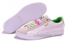 http://www.jordanabc.com/mens-puma-basket-brights-yoyo-pink-beige-on-sale.html MENS PUMA BASKET BRIGHTS YOYO PINK BEIGE ON SALE Only $75.00 , Free Shipping!