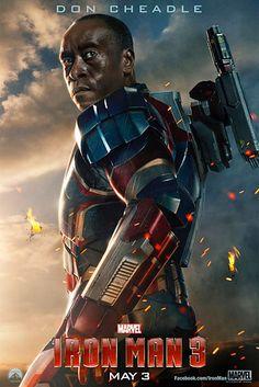 super heros marvel avant apres james rhodes war machine 2   Super Héros Marvel avant après   super héro photo marvel image comics avant après