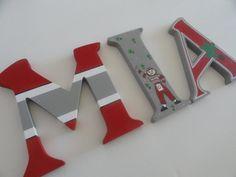 OSU name letters