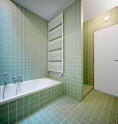 Badkamer na de werken