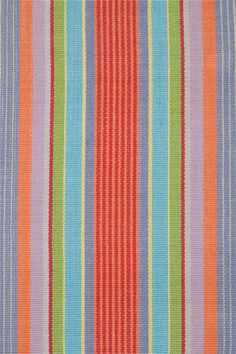 @Rosenberry Rooms is offering 10% OFF your purchase! Share the news and save! Garden Stripe Woven Cotton Rug #rosenberryrooms