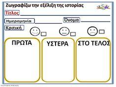 Greek Alphabet, Art For Kids, Books To Read, Fairy Tales, Language, Classroom, Teacher, Writing, Education
