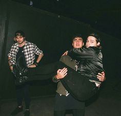 Has anyone else noticed that Luke likes to be held?? Or is that just me...