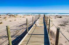 playa gola del ter en torroella de montgri costa brava