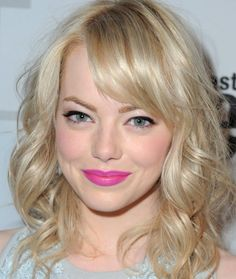 Emma Stone - perfect shade of blonde