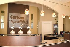 Carlson Chiropractic - my fav place to go 3 times a week.  Hope to be pain free again soon!