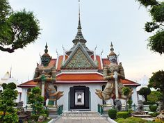 thailandhere: วัดอรุณ กทม ตอนที่ 3  Wat Arun Bangkok Thailand. p...