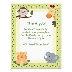 baby shower thank you card wording ideas all things baby