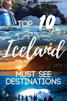 Planning a trip to Iceland? Check out this list of top 10 places that you have to visit on your next trip to Iceland! Including the Westfjords, Golden Circle, Snaefelsnes and much more!
