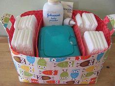 Organizador de bebe