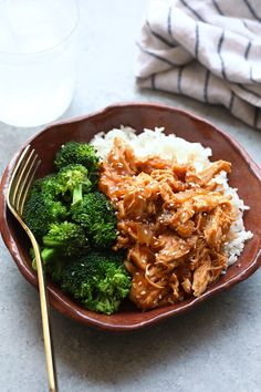 Crockpot Sesame Chicken Recipe - Fit Foodie Finds