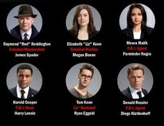 the blacklist cast | the blacklist cast