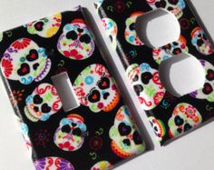 day of the dead ceramic drinks coasters, mexican black sugar