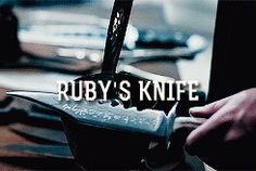 [gif] Demon Knife #Supernatural