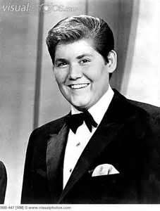 Wayne Newton.     This is how he looked when I first met him. Age 22