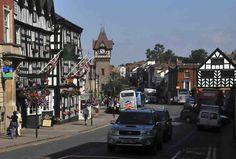 Ledbury, Herefordshire - England