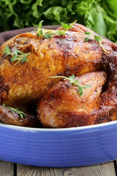 Roast Sticky Chicken Rotisserie Style Recipe